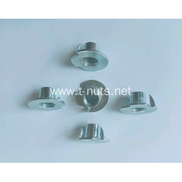 Disc Two horns Fine grinding Tee Nuts